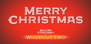 Merry Christmas with Bolyar TypeCraft super family